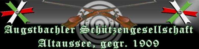 Augstbachler Schützengesellschaft Altaussee, gegr. 1909