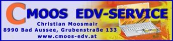 CMoos EDV - Christian Moosmair - 8990 Bad Aussee - www.cmoos-edv.at